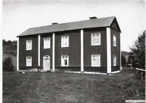 Öhmans gården i Dalom