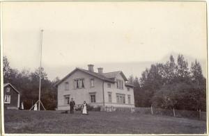Prästgården Hultom